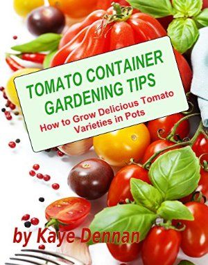 22 September 2015 : Tomato Container Gardening Tips: How to Grow Delicious Tomato Varieties in Pots by Kaye Dennan http://www.dailyfreebooks.com/bookinfo.php?book=aHR0cDovL3d3dy5hbWF6b24uY29tL2dwL3Byb2R1Y3QvQjAwQ1dSQzZWQS8/dGFnPWRhaWx5ZmItMjA=