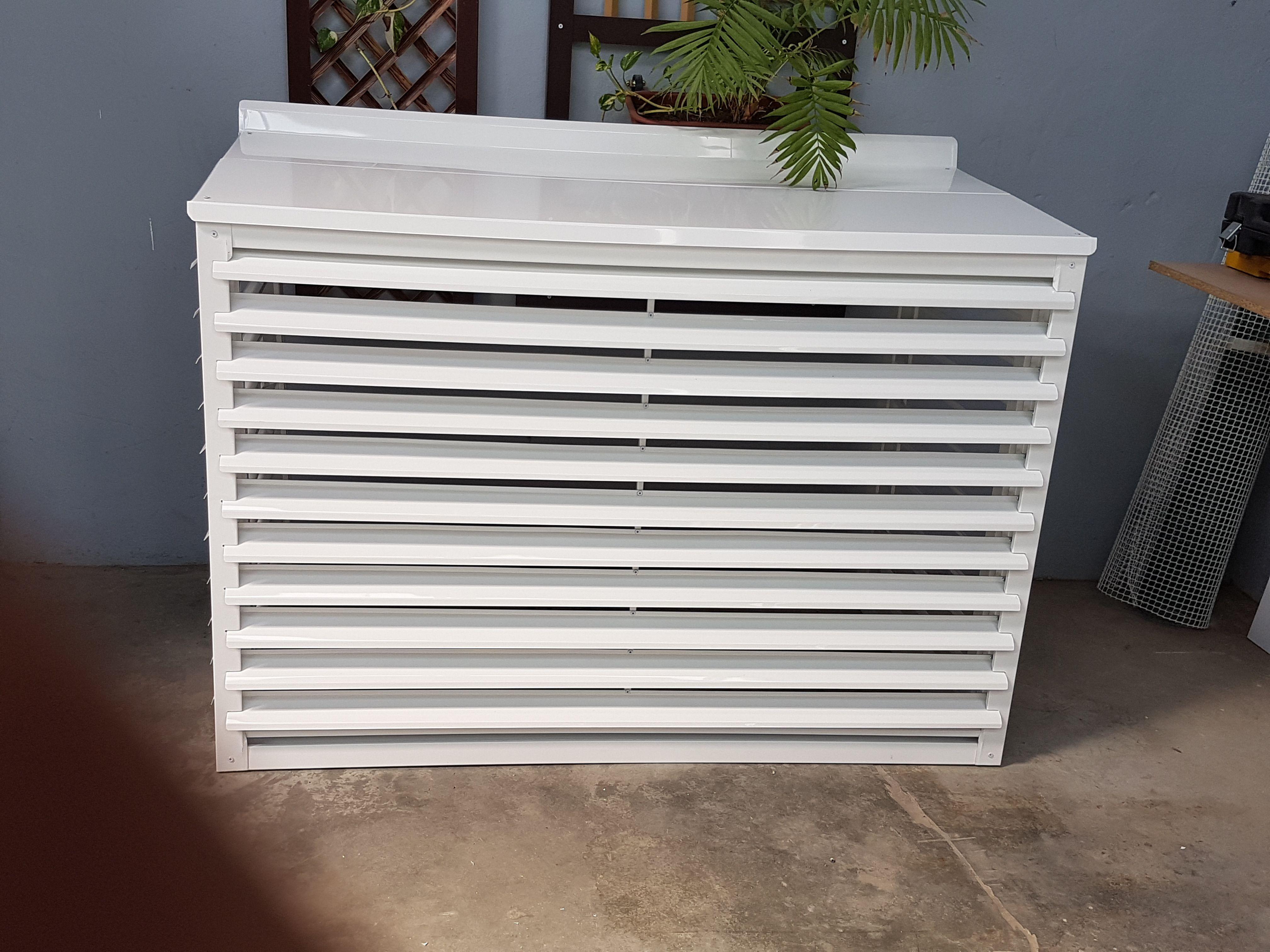 Para proteger un equipo de climatización aerotérmico es