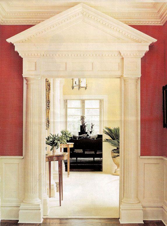 door-pediment & door-pediment | Awesome Home Stuff | Pinterest | Master bedroom ... pezcame.com