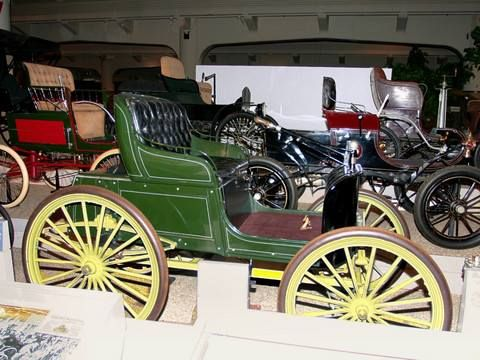 1895 Duryea Motor Wagon America S First Production Car