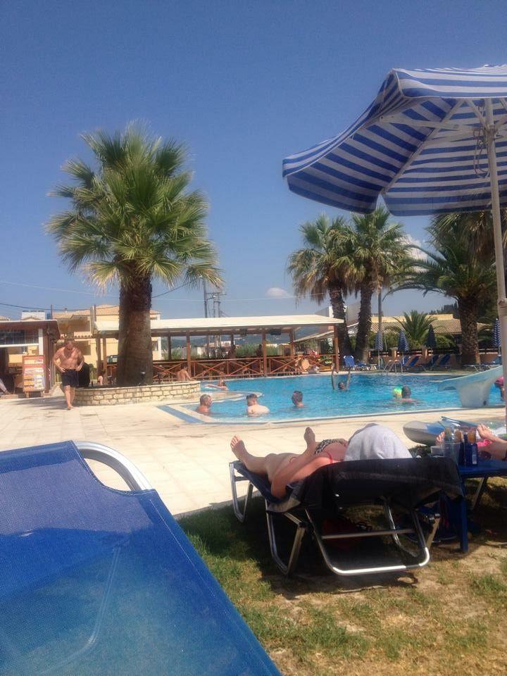 The Lagoon Apartments Sidari Corfu Greece