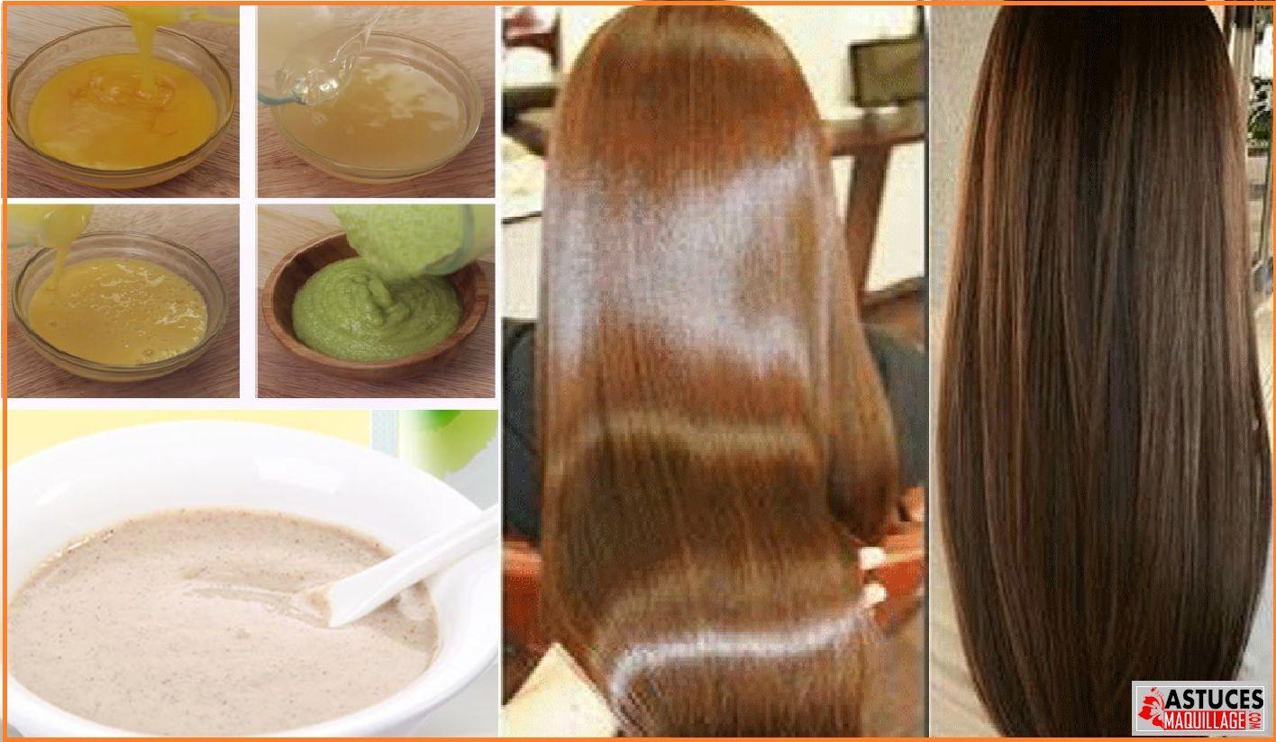 Comment Avoir Des Cheveux Soyeux Naturellement