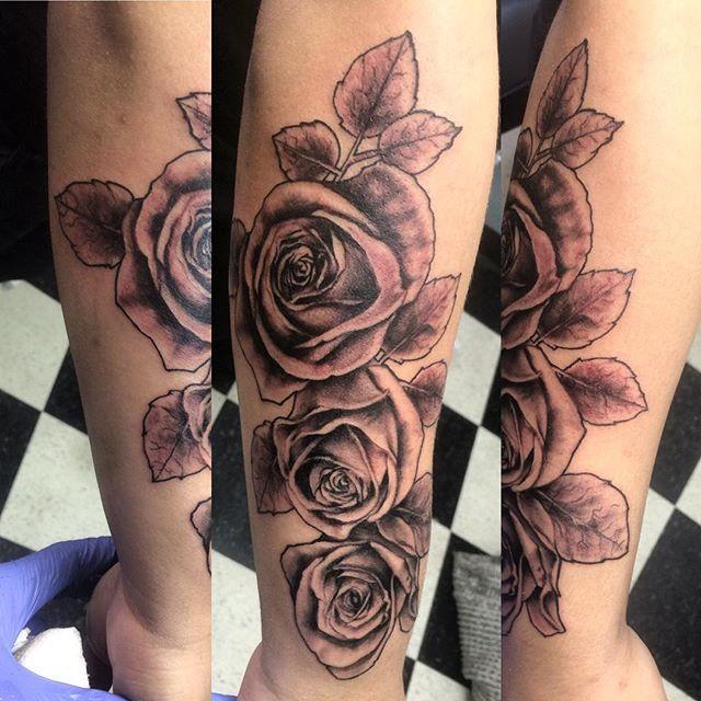 #empiretattoo #empiretattooinc #empiretattooquincy #rosetattoo #bngtattoo bdotart@gmail.com #tattoo #bostontattoo www.empiretattooinc.com