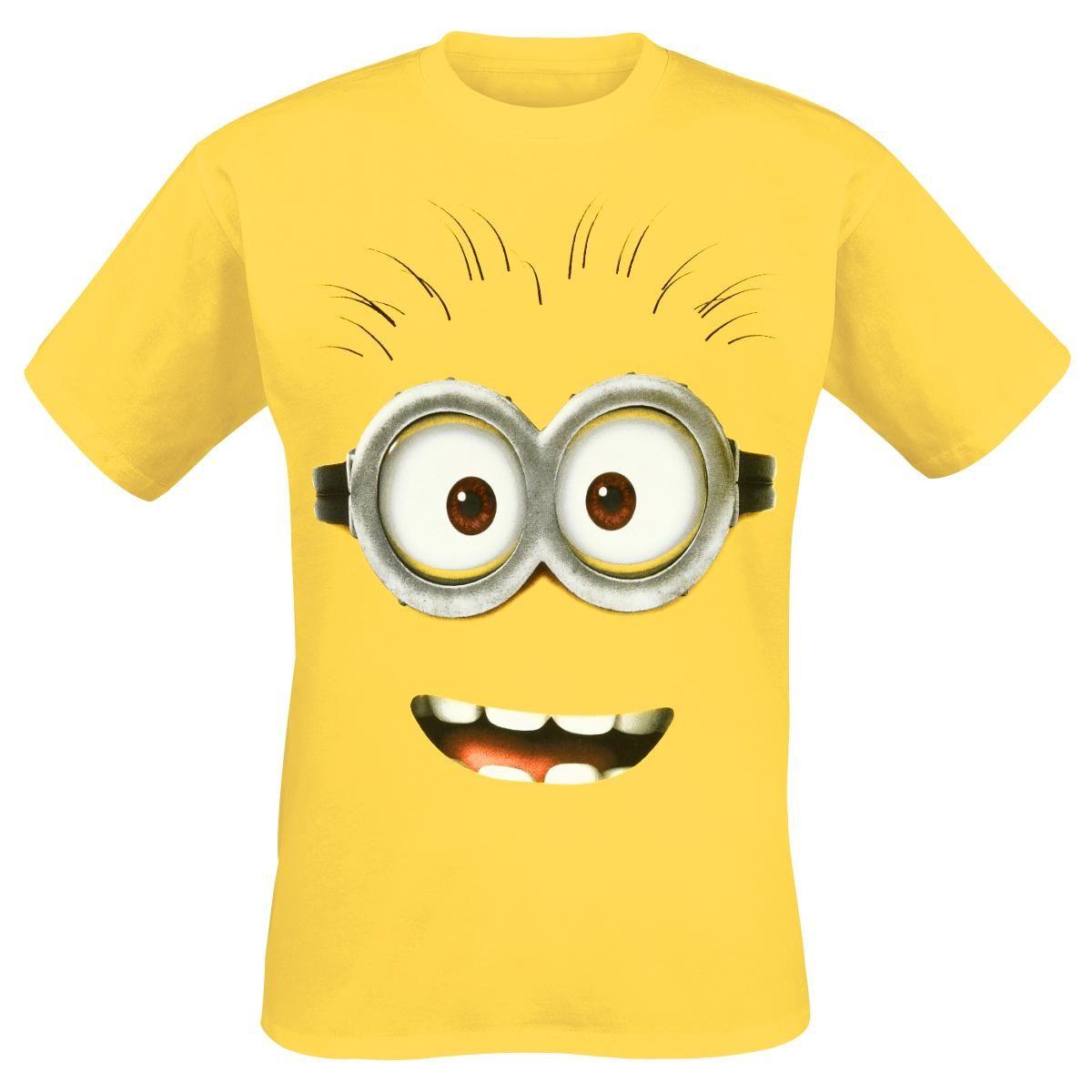 camisetas personalizadas minion  017df62986731