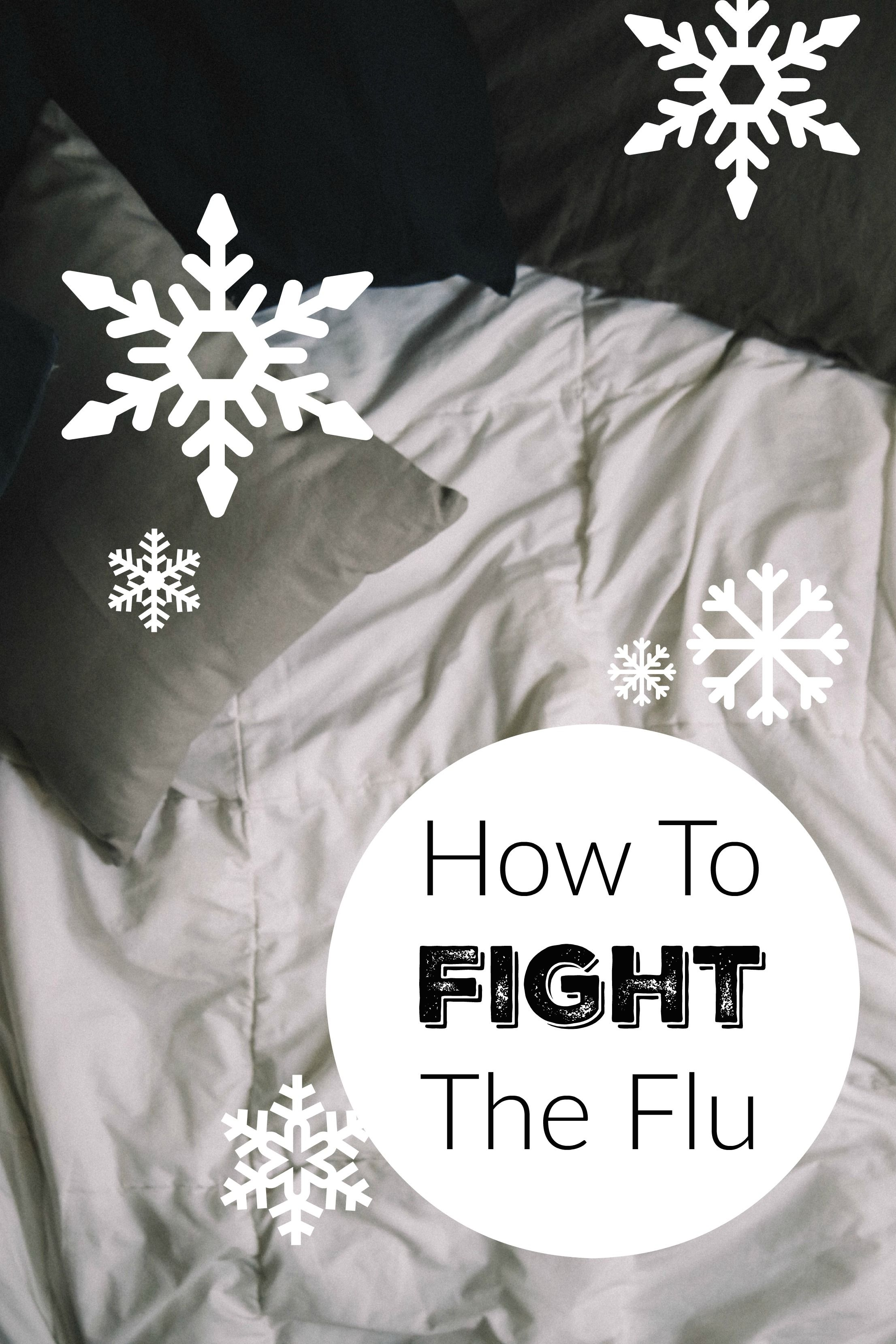 The flu nearly ruined our holidays last year. Find out what I'll be doing differently to fight the flu if it strikes again. (#ad)