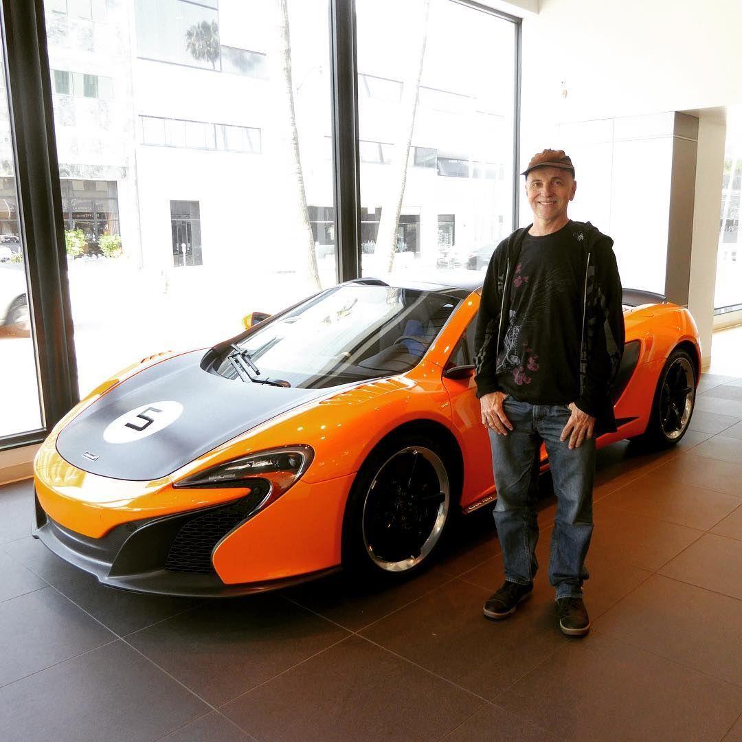 orange #racing #mclaren #cars #beverlyhills #california #usa #travel