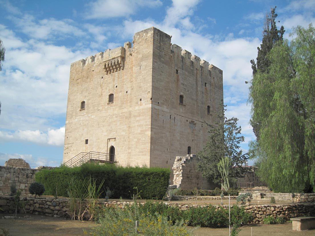 Kolossi Castle, near #Limassol in #Cyprus.