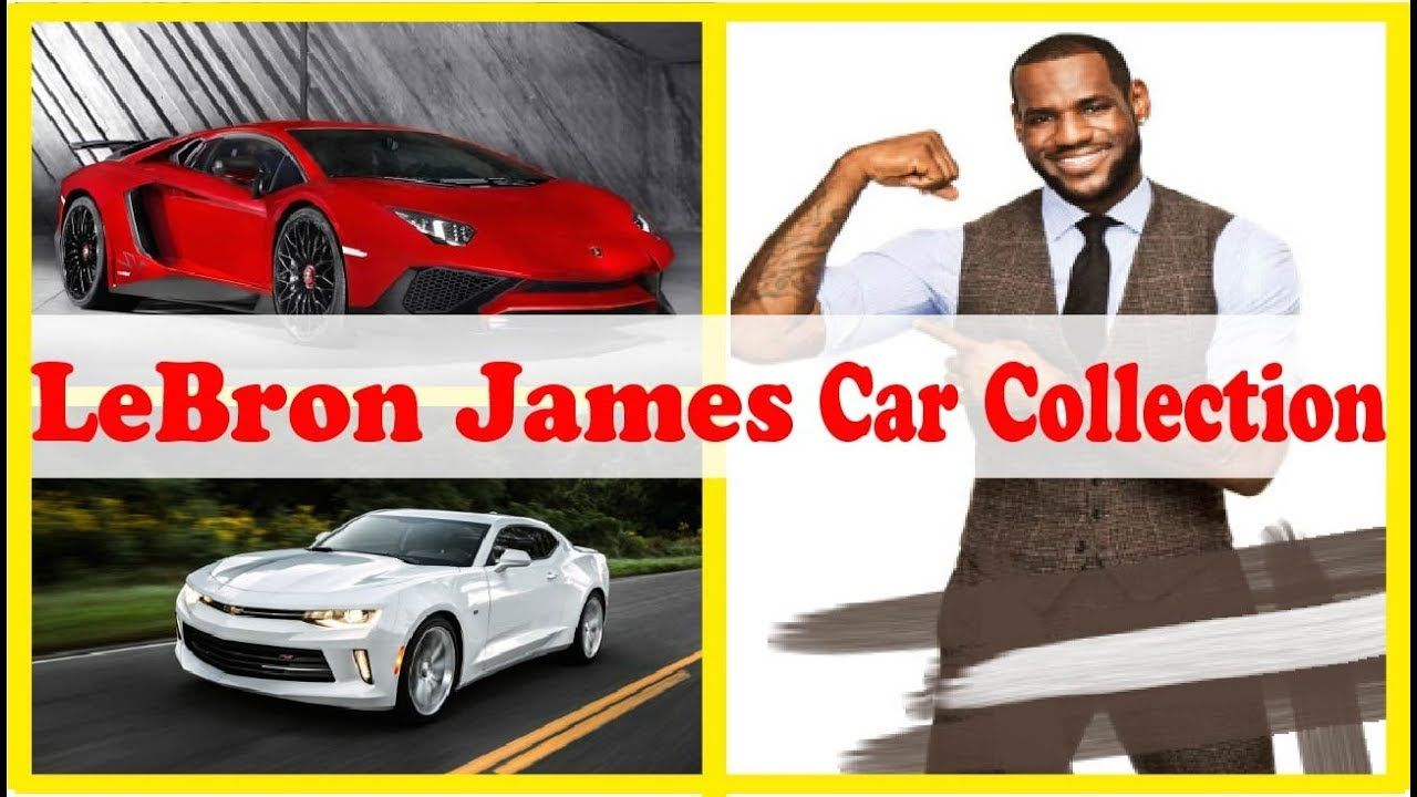 LeBron James's Car Collection 2017 (with price) https