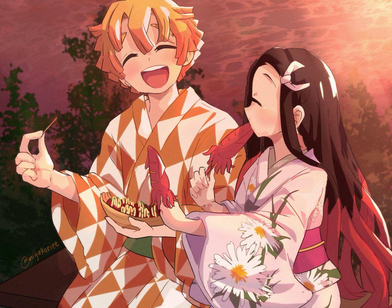ZENNEZU IS CANON in 2020 Anime, Fan art, Zelda characters