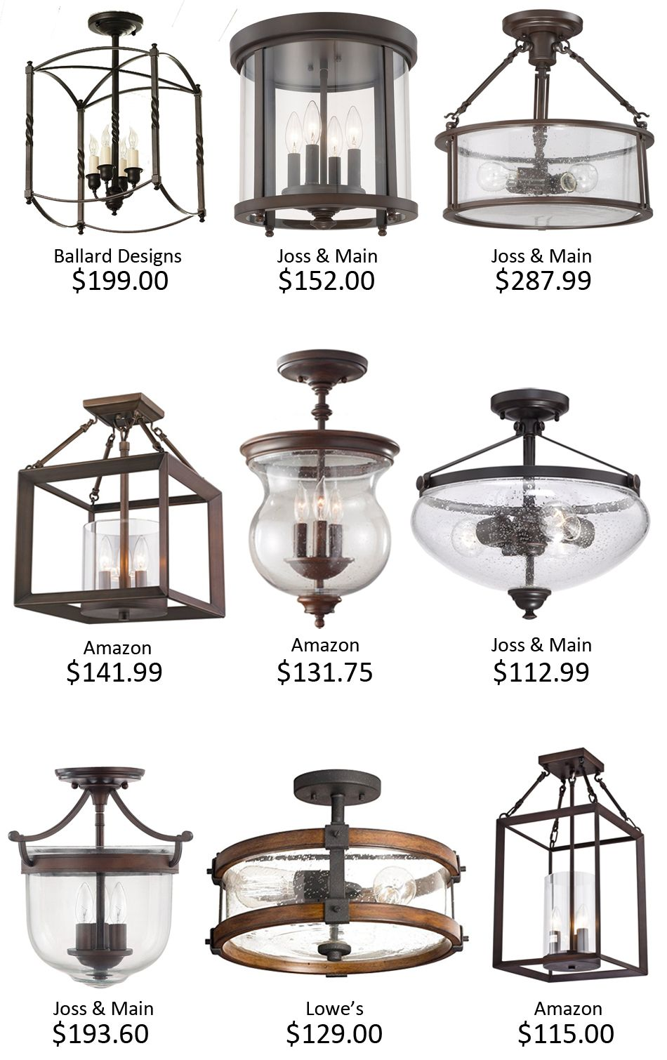 Foyer lighting options pretty choices for the entry foyer