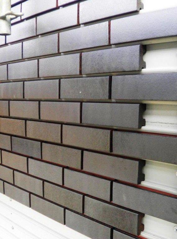 Corium Brick Rainscreen 008 Rainscreens Exter Wall Systems Pinterest Bricks Facades