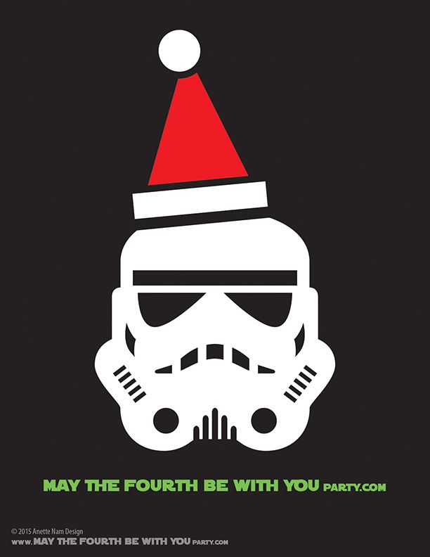 Diy Stormtrooper Christmas Shirt Nerdy Christmas Star Wars Happy Birthday Star Wars Christmas Decorations