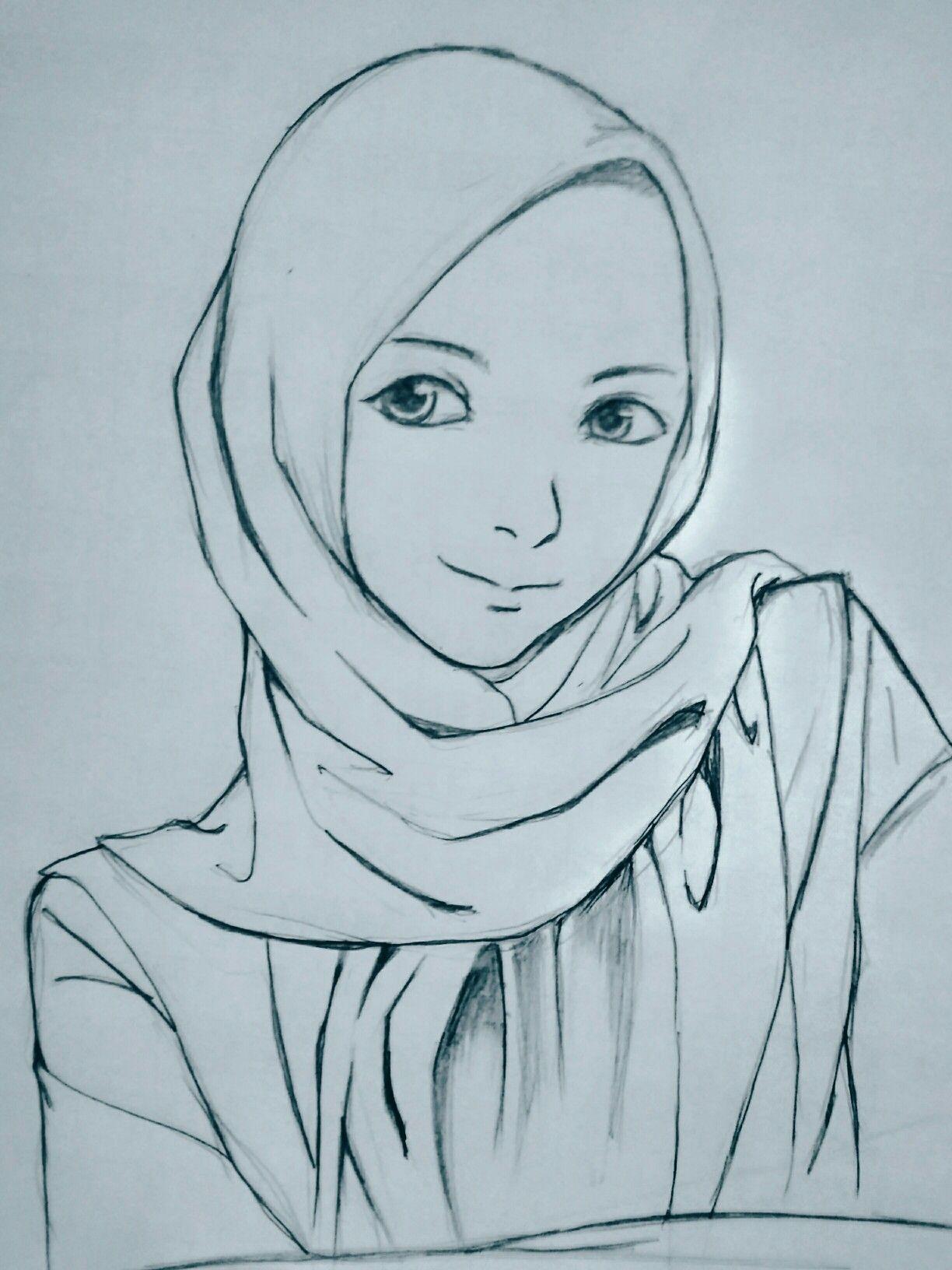 Pin Oleh Awach Di Drawings Sketsa Gambar Pensil Lukisan