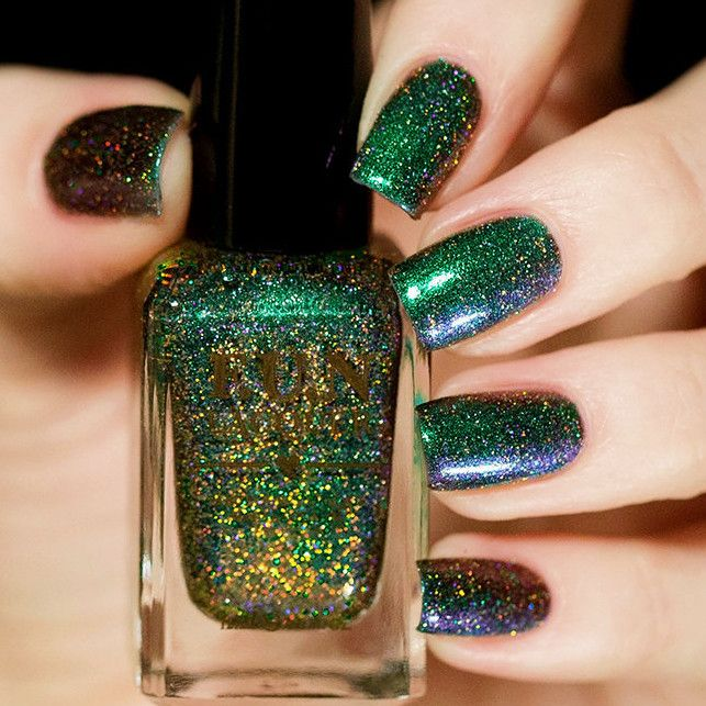F.U.N Lacquer - Blessing (H) | Nails-Green | Pinterest | Diseños de ...