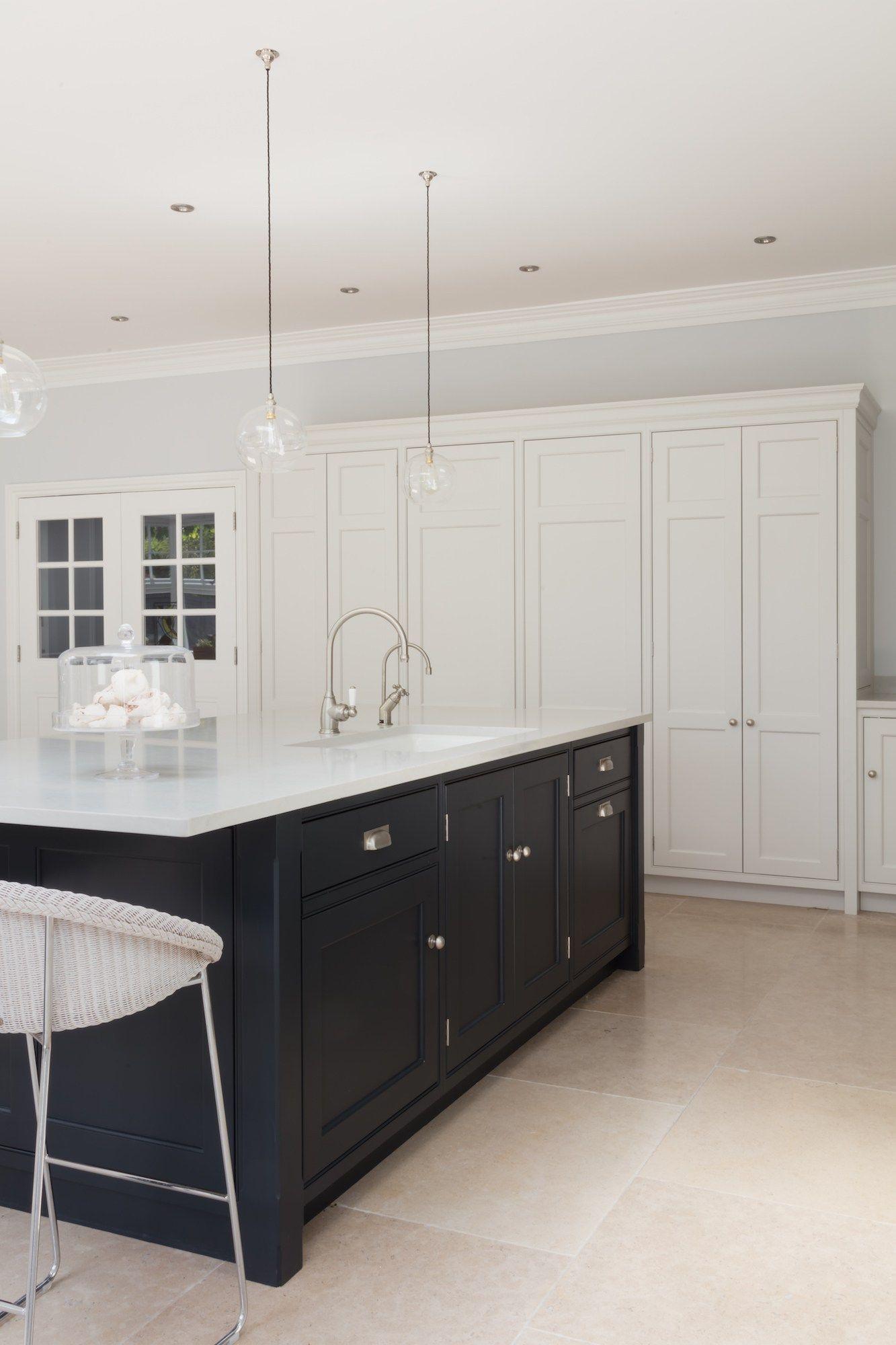 Open Plan Luxury Kitchen, London - Humphrey Munson Kitchens | Home ...