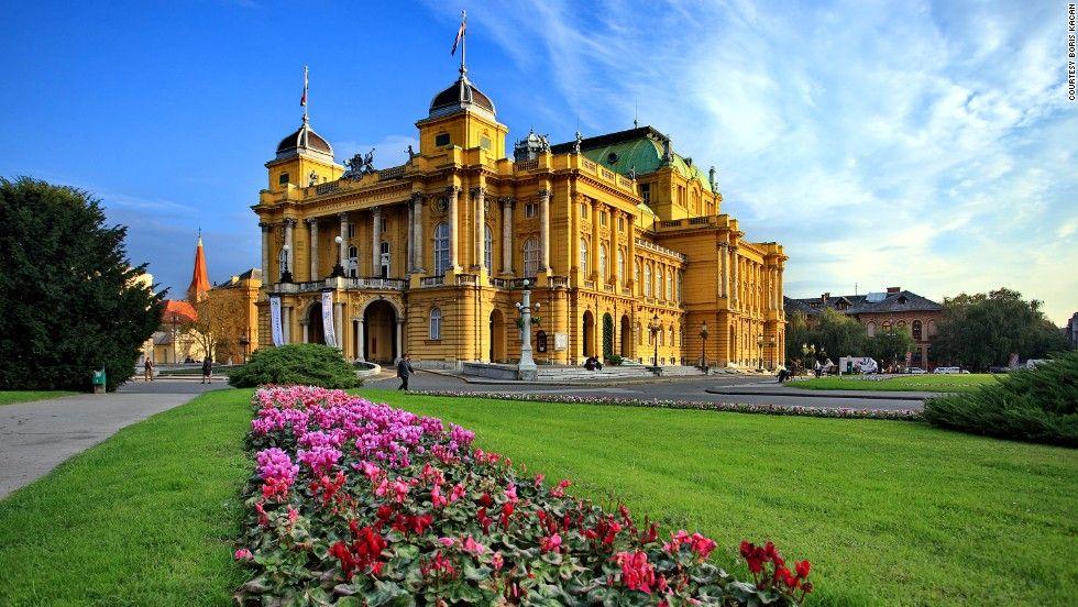 20 Most Beautiful Places In Croatia Cnn Com Beautiful Places Luxury Travel Destinations Most Beautiful Places