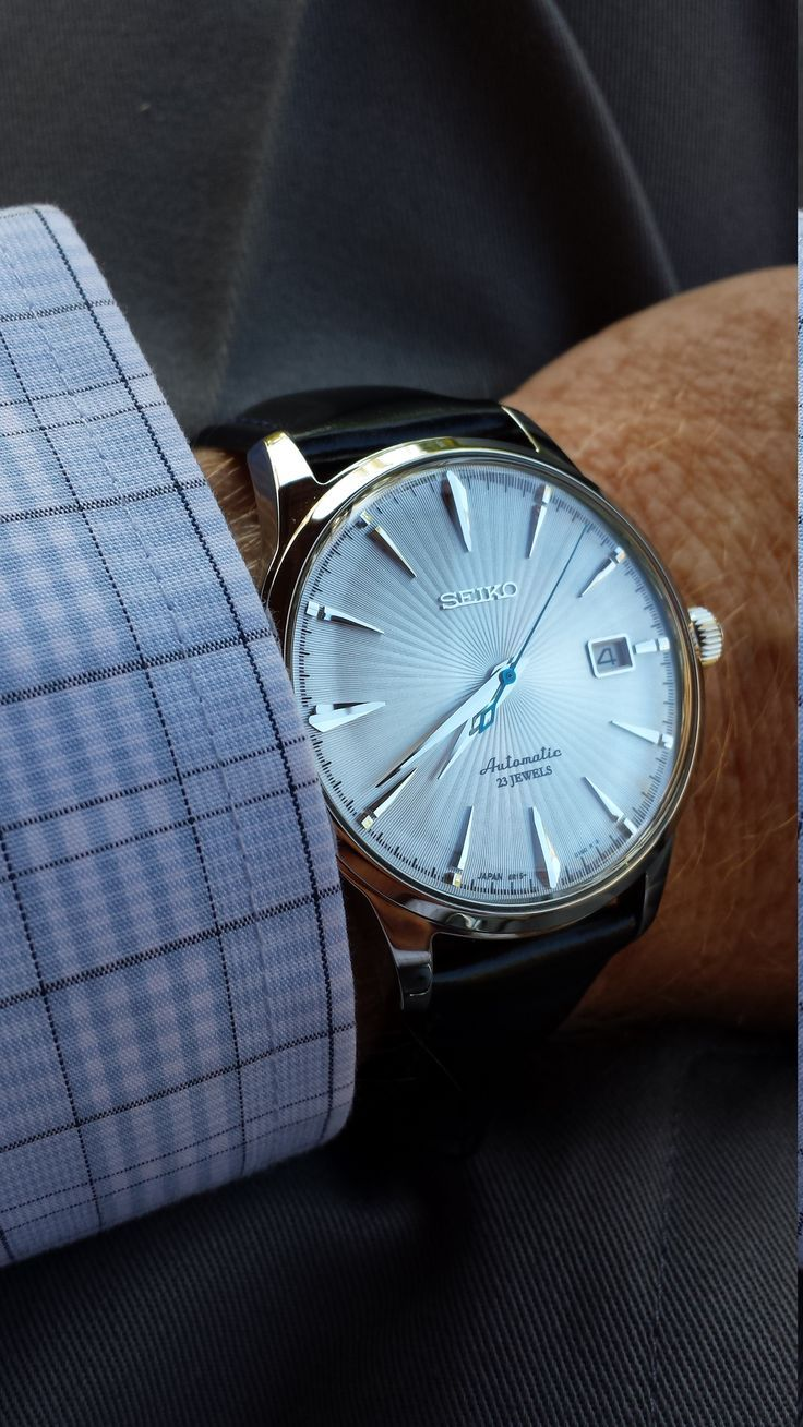 info for 24e7d 47c9c Seiko Cocktail Time SARB065. I'm seriously going to get this ...