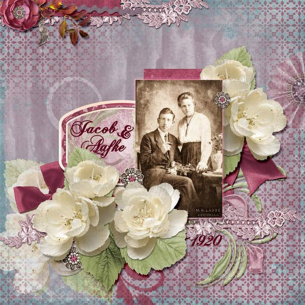 Created with Vintage Victorian
