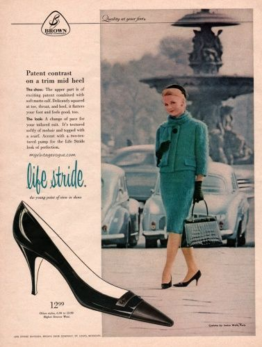 Life Stride 1963