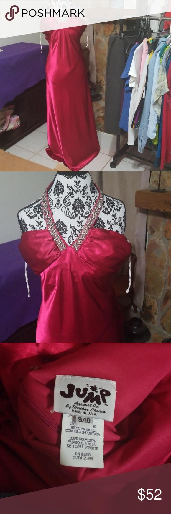 Pink prom dress in my posh picks pinterest