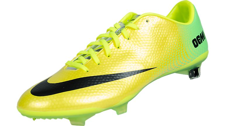 Nike Mercurial Vapor IX FG Soccer Cleats - Vibrant Yellow with  Black...Available