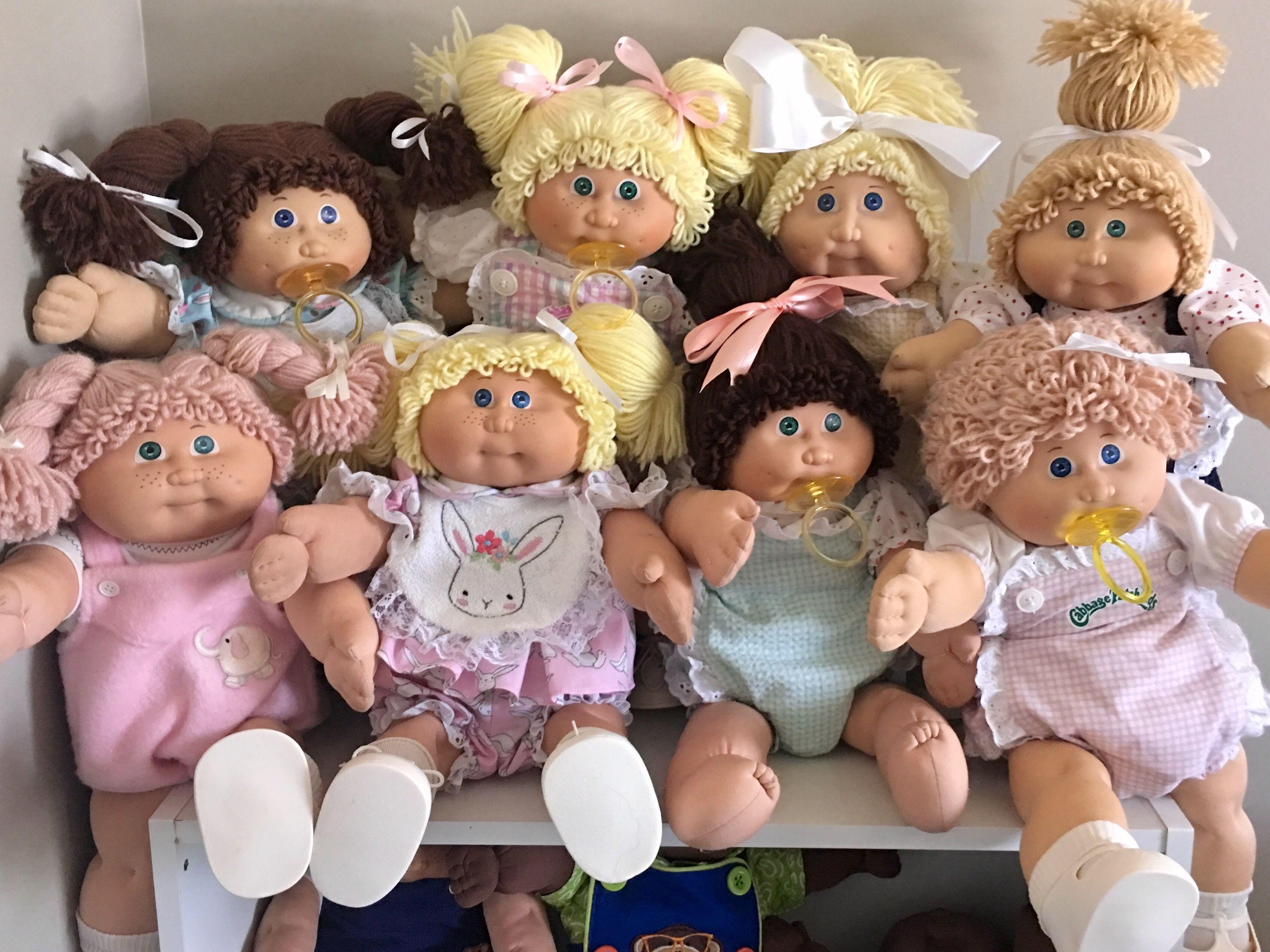 My Jesmar Girls Minus One Cabbage Patch Babies Cabbage Patch Dolls Cabbage Patch Kids Dolls