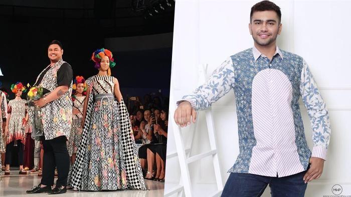Batik Pria Ivan Gunawan Pakai Busana Tradisional Karya Igun