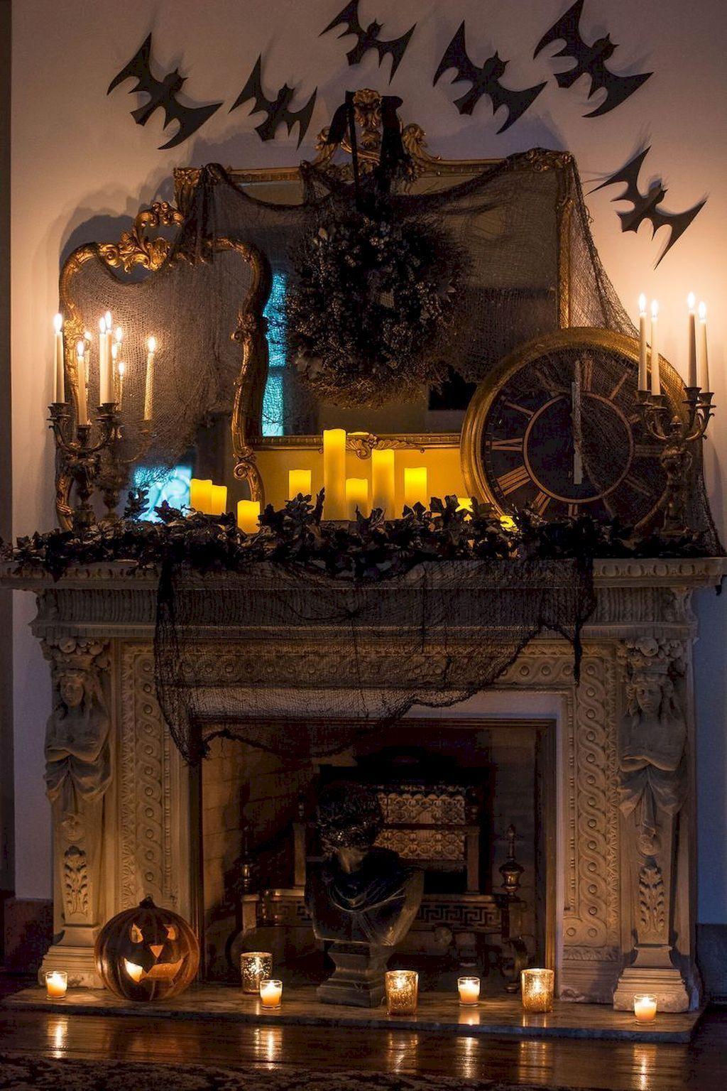 Halloween House Decor For A Really Spooky Halloween