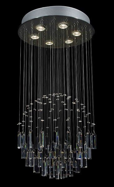Rain drop cool chandeliers lighting pinterest rain drop cool chandeliers aloadofball Images