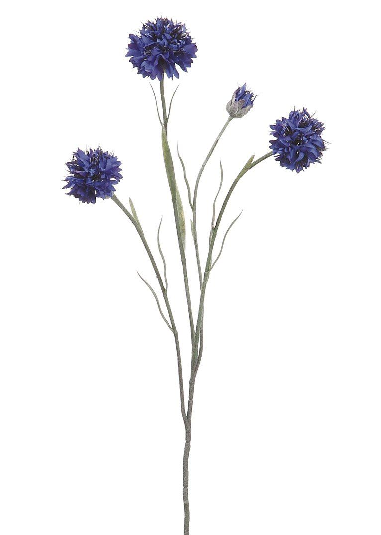 Artificial Cornflower Flower In Blue In 2020 Wedding Flowers Silk Flowers Wedding Neutral Wedding Flowers