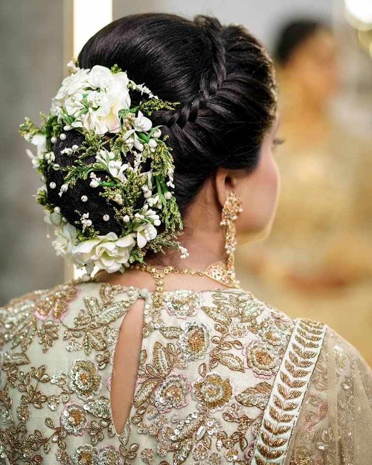 20 Best And Trendy Hairstyle For A Wedding Youll Love Tikli