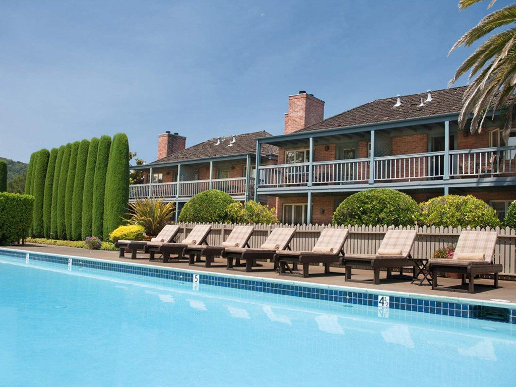 Vintage House Yountville California United States Hotel Review Hotels In Napa