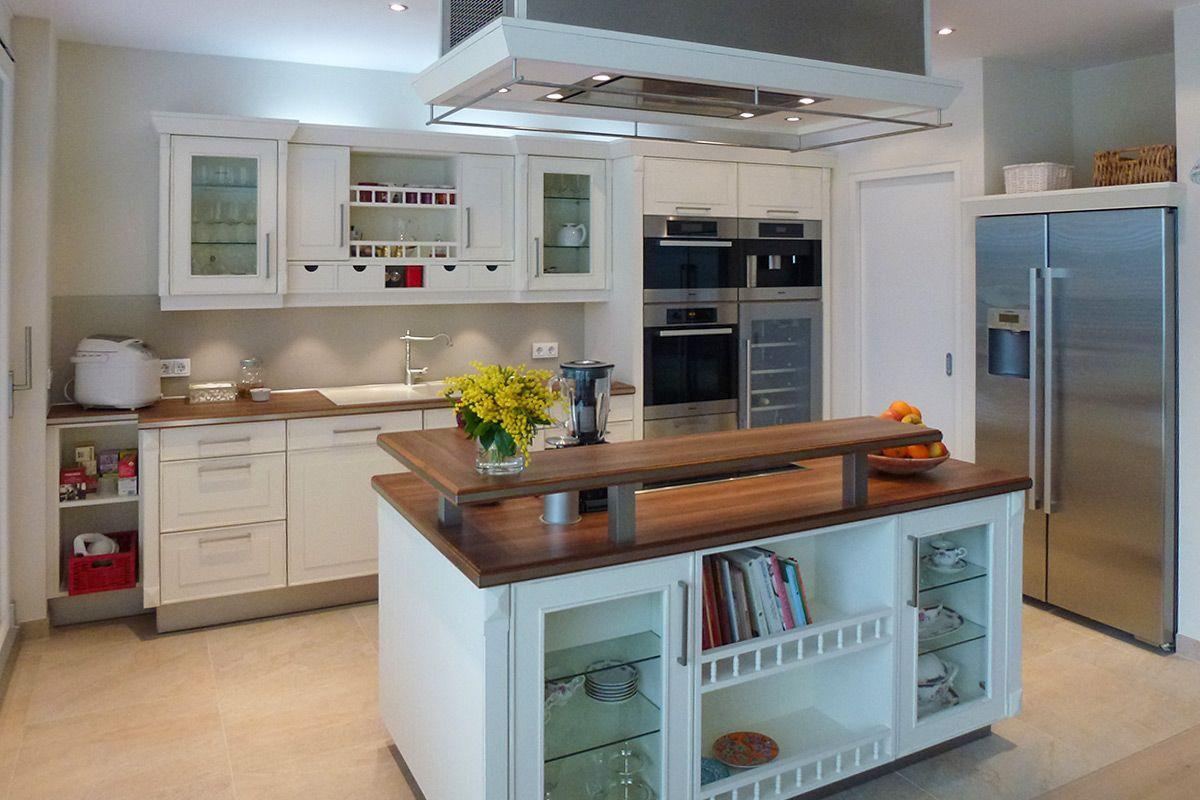 Wunderbar Küchen Landhausstil Mediterran Foto Von Ihr Küchenstudio Für , Mediterrane Und Moderne