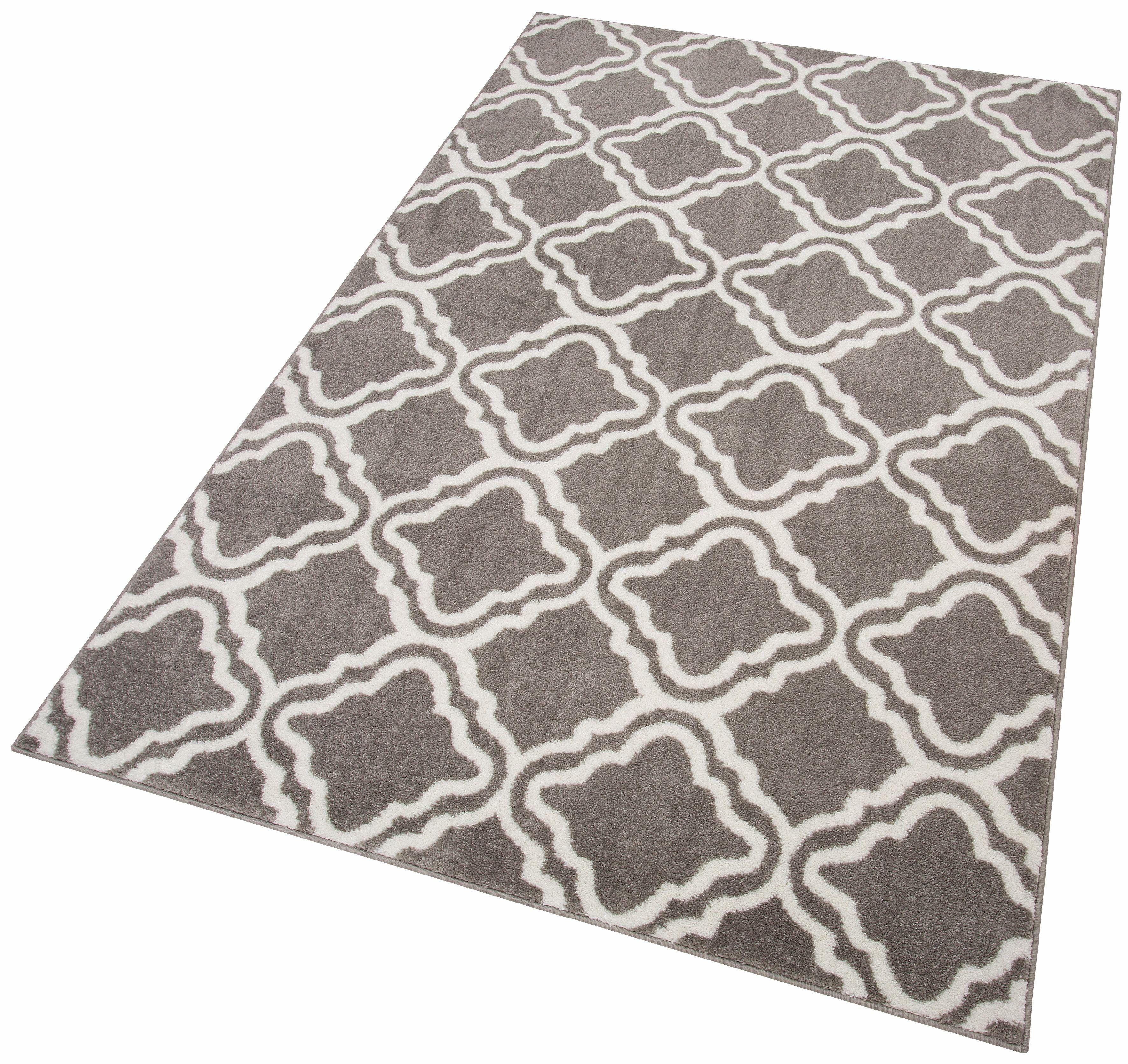 my home Teppich Debora grau B L 200x300cm 13mm Jetzt bestellen unter