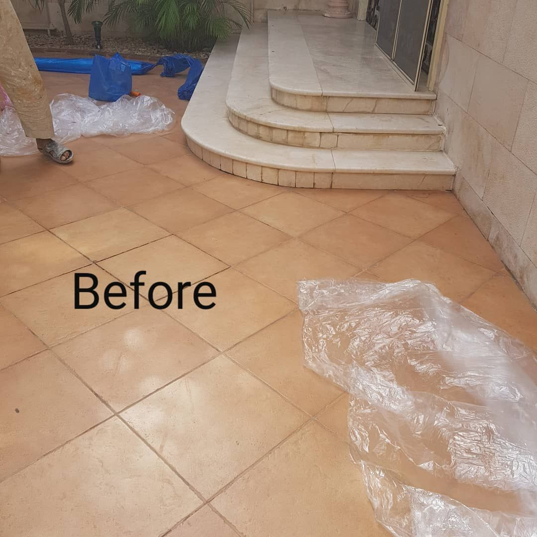 Changed The Outdoor Old Tiles In This Project With Porcelanosa Jeddah You Cant Go Wrong Design Constfuction De Outdoor Flooring Instagram Posts Instagram