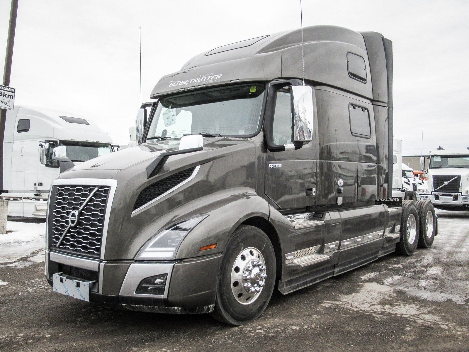2020 volvo vnl 860 exterior colors  with images