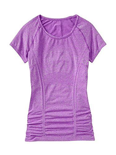 33a3d2d57dcbe Amazon.com: Athleta Womens Fastest Track Tee Size XS: Clothing ...