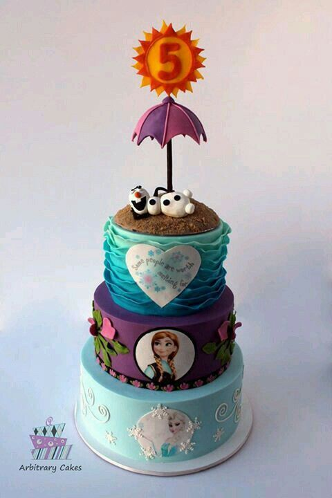 Pin by Monique Monroe on Cakes frozen Pinterest Cake