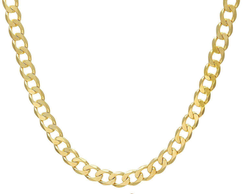 Citerna Women's 9 ct Yellow Gold Anchor Chain eqaDbJvlP