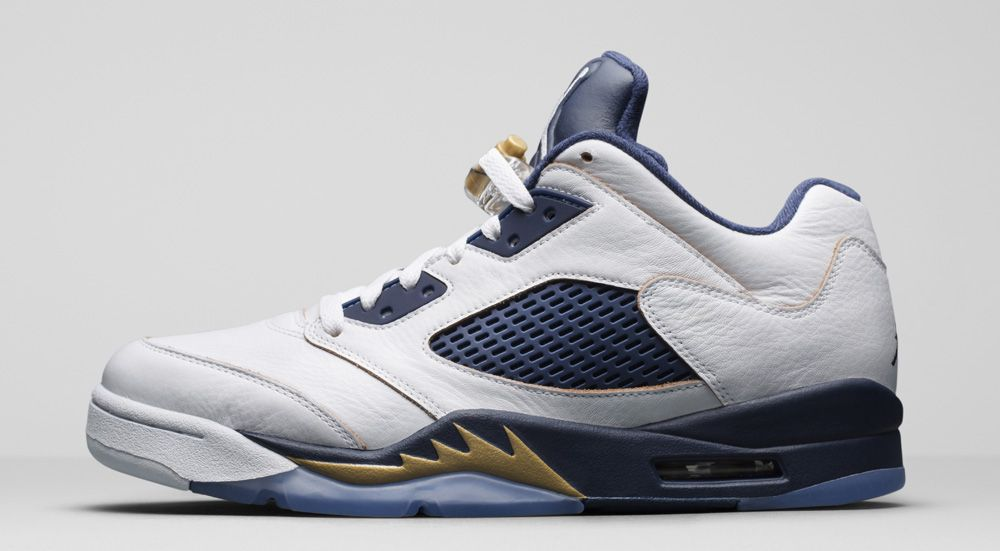 b6b4ac8ad204 Air Jordan 5 Retro Low Dunk From Above Release Date 819171-135 ...