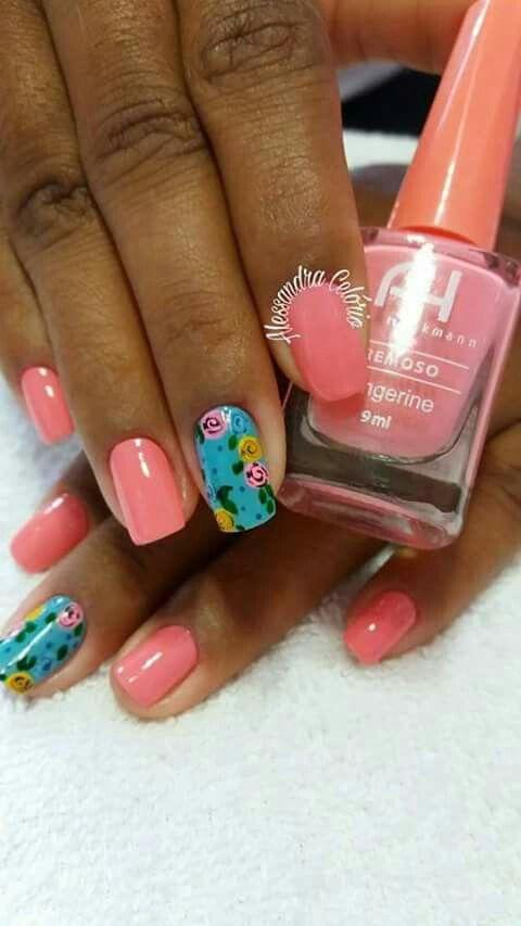 Pin by Milena Uribe on decoración de uñas   Pinterest