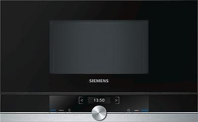 Einbau Mikrowelle Siemens Bf634lgs1 Iq700 Edelstahlsparen25com