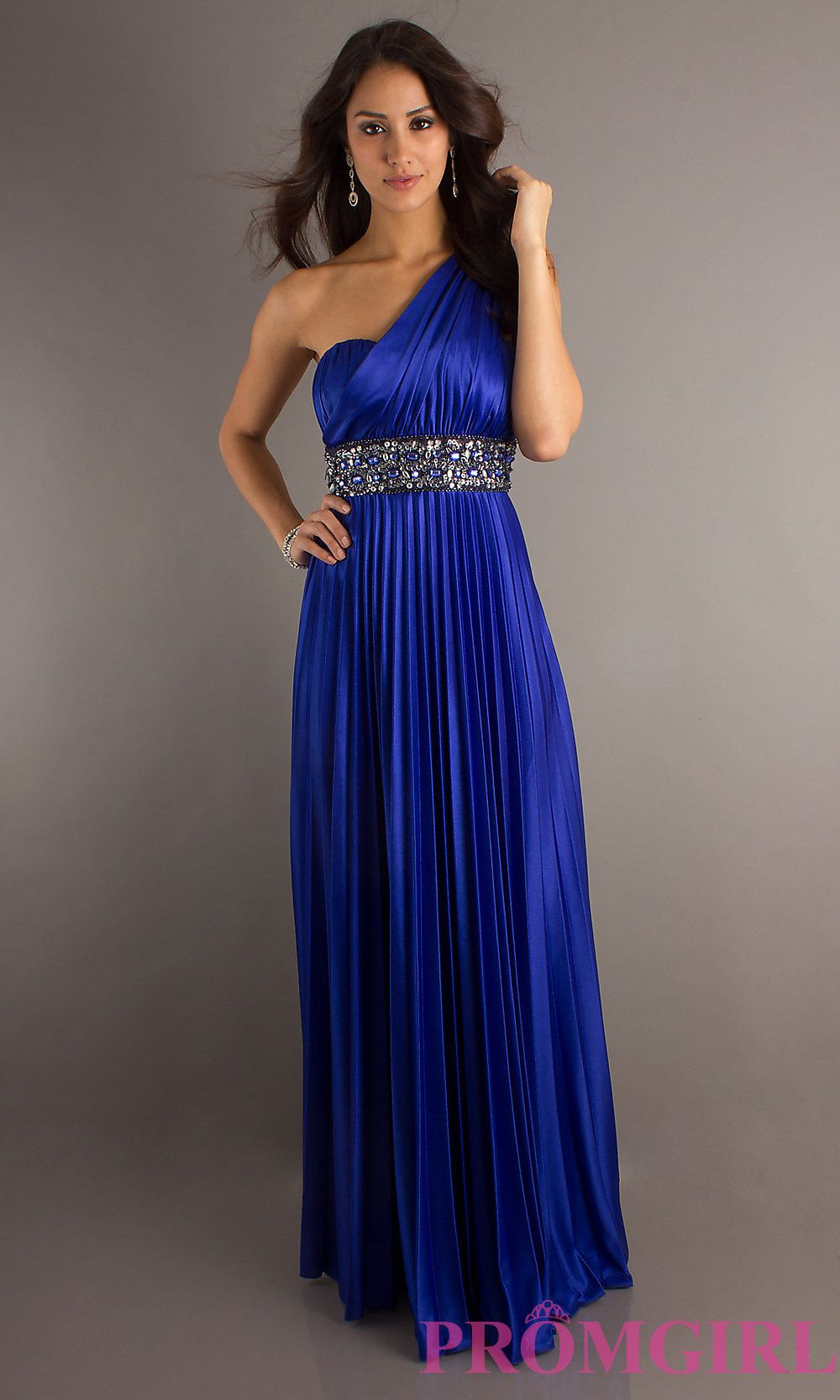 Long Blue Prom Dress by XOXO | Long prom dresses, Dark blue prom ...