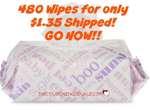 HOT HOT HOT!! Get 6 packs of 80 count Amazon Elements Baby Wipes for only $1.35 shipped! That is only $0.23 per pack!! GO NOW!!  I am stocking up to use as baby gifts!!  Click the link below to get all of the details ► http://www.thecouponingcouple.com/hot-hot-hot-amazon-elements-wipes-only-0-23-per-80-ct-pack-shipped/  #Coupons #Couponing #CouponCommunity  Visit us at http://www.thecouponingcouple.com for more great posts!
