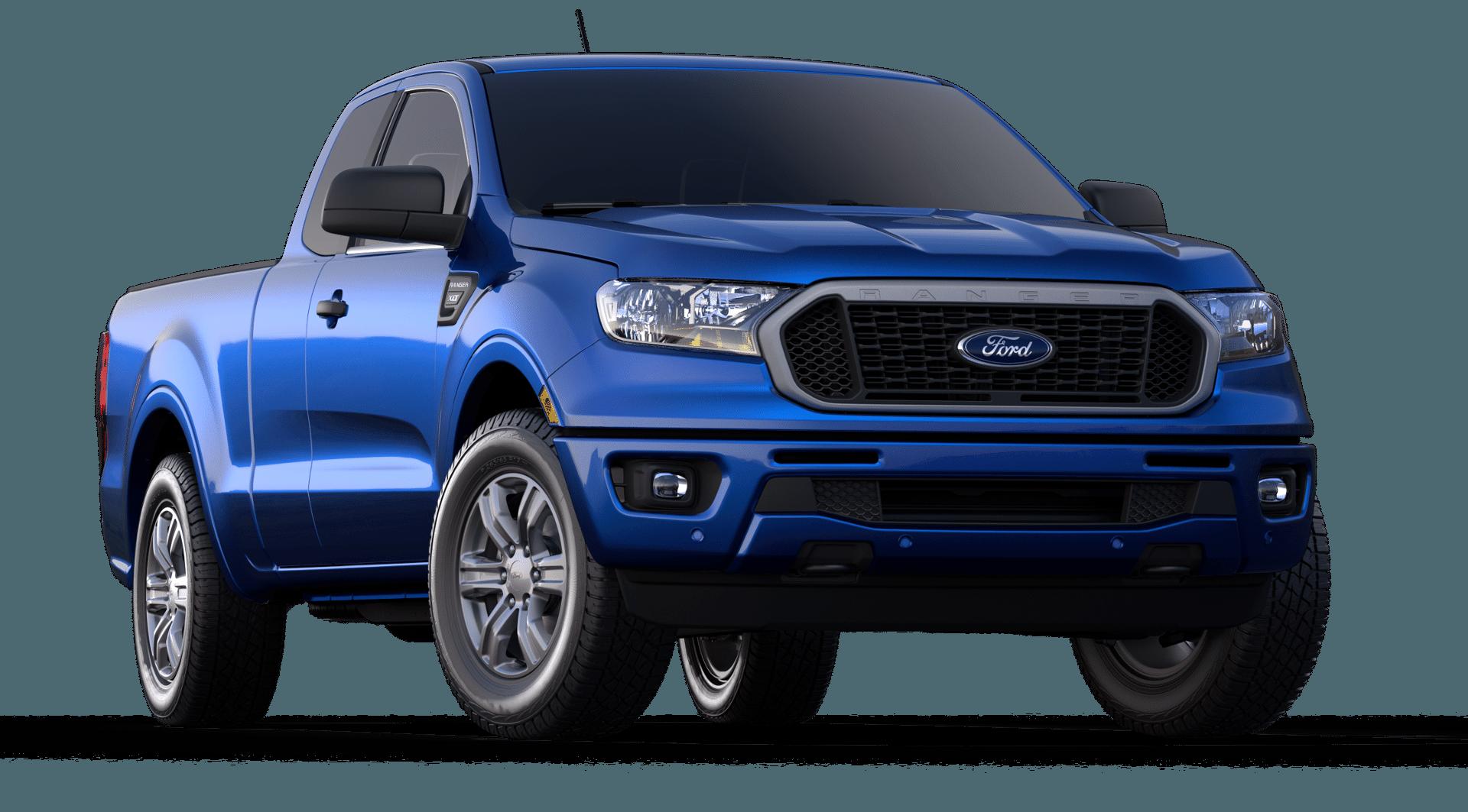 Exterior View Of 2019 Ranger Ford Ranger 2019 Ford Ranger Ford