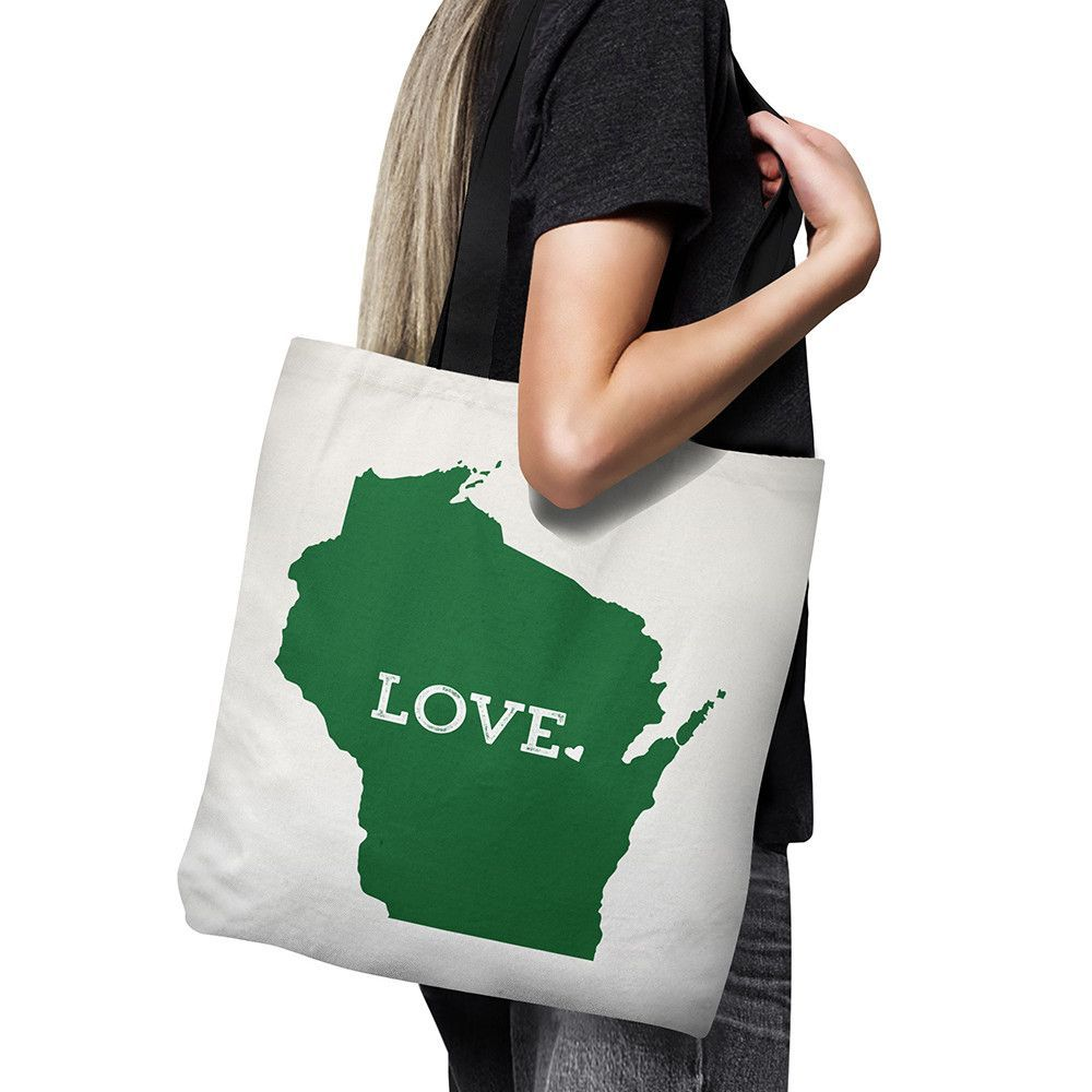 Farm Quotes Messenger Bag Personalized