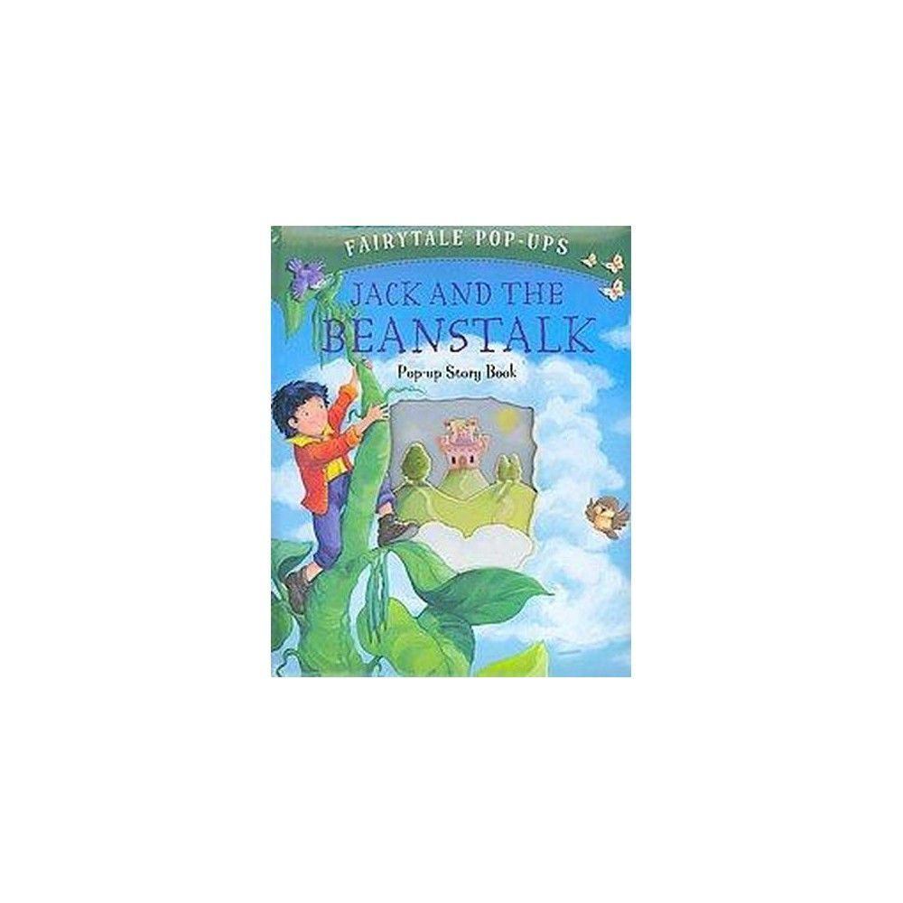 Jack And The Beanstalk ( Fairy Tale Pop Up Series) (Board)