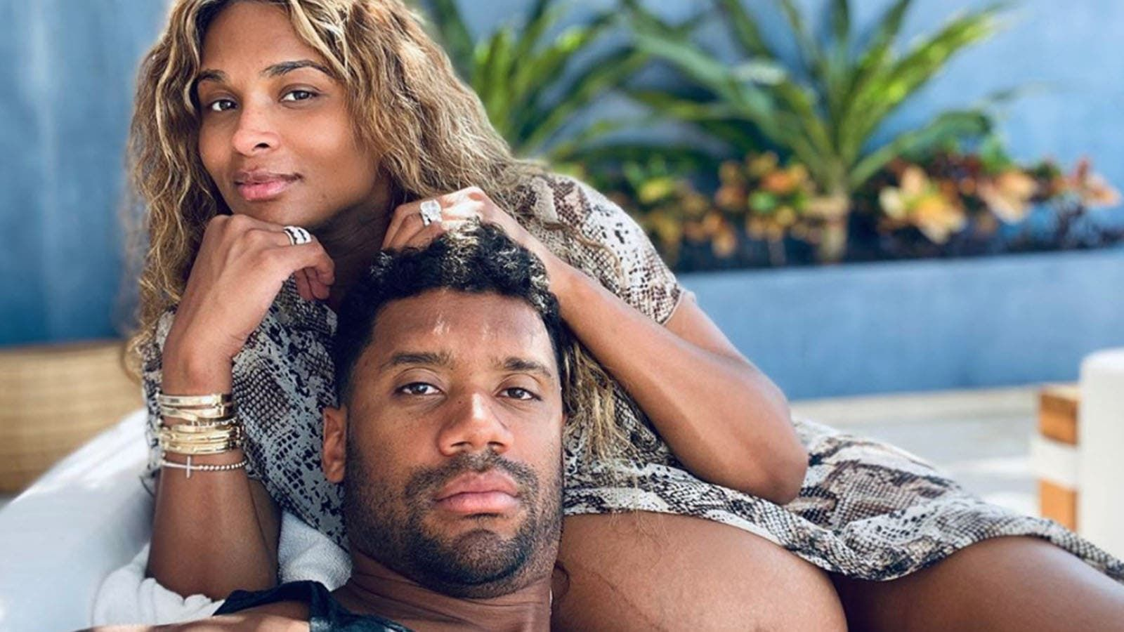 Photos: Ciara and her NFL star fiancé, Russell Wilson