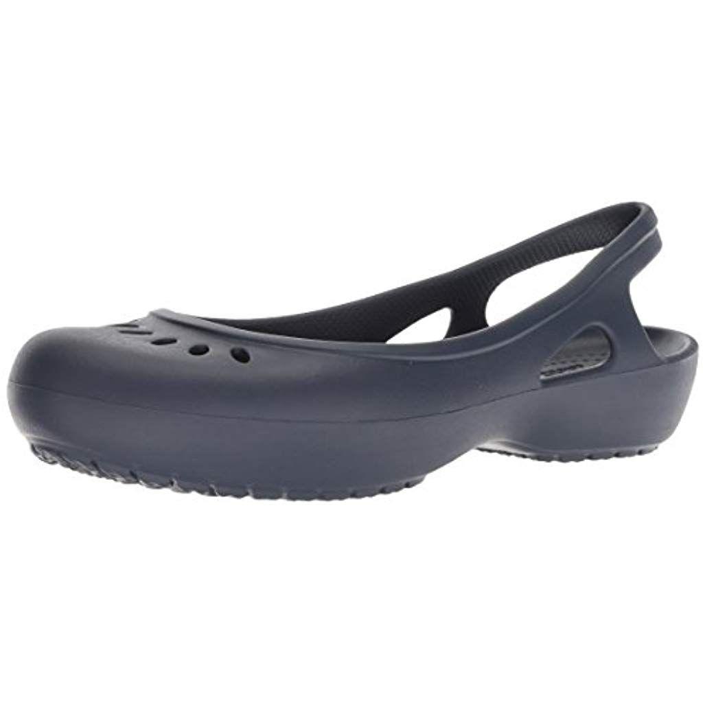 Crocs Womens Kadee Slingback W Closed-Toe Sandals #Fitness #Yoga #Clothing #Women #Trousers #Fitness...