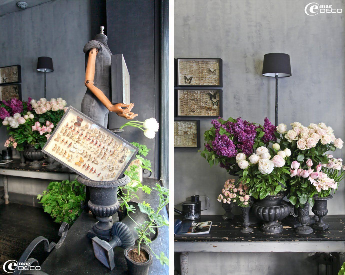 Odarantes -  Flowers. 9 Rue Madame